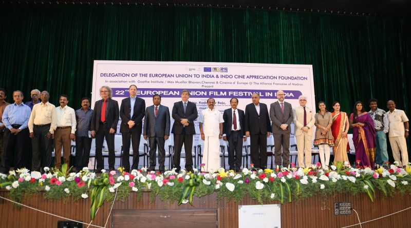 Inauguration of 22nd European Union Film Festival in India Event Stills