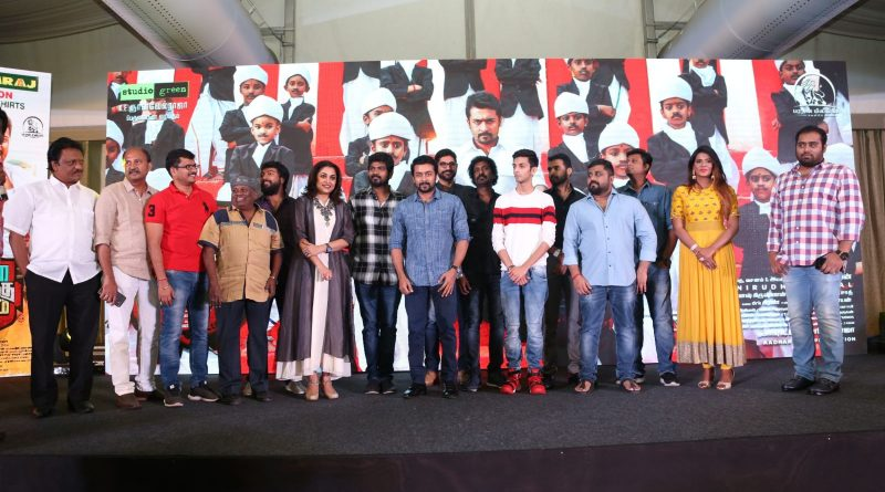 Thaanaa Serndha Koottam Success Meet Stills