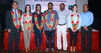 Inauguration Function of Festival of Films – Made by Women (Spanish)