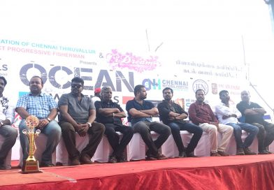 """Kuppathu Raja"" team set the norms of cleaning the shores"
