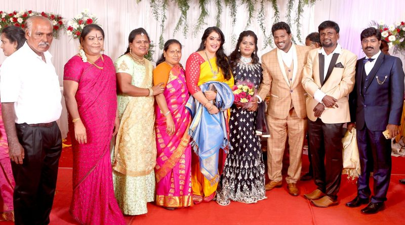 Pro Katamaraju Son Wedding Reception Stills