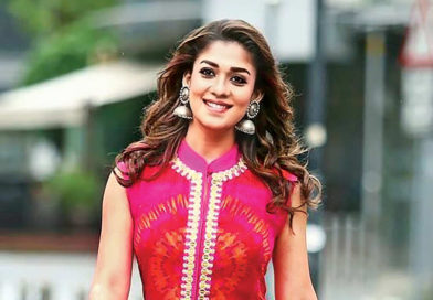 Actress Nayanthara Press Release
