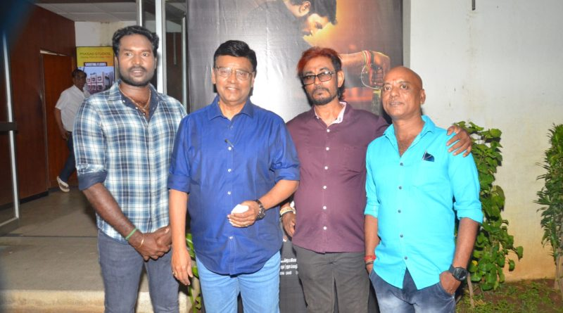 Puranagar Audio Launch Photos